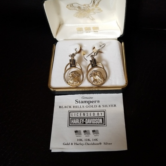 c2eadac33 Harley-Davidson Jewelry | Harley Davidson Stamper Black Hills ...